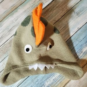 Hat animal character.can be used for both sides